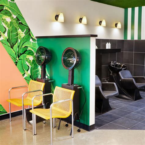 Top Hair Salons With The Coolest Interiors - Lonny