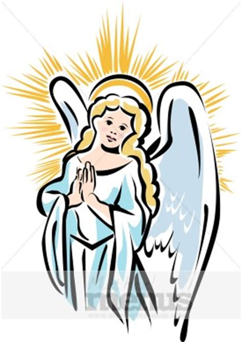 gold angel clipart holiday clipart archive