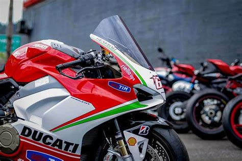 ducati panigale   limited