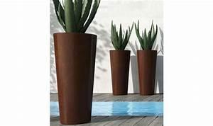Grand Pot De Fleur Interieur : pot de fleur pour interieur ou exterieur design et discount ~ Premium-room.com Idées de Décoration