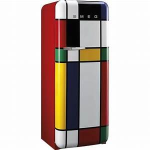 Smeg Kühlschrank Klein : retro k hlschr nke 32 modelle die vollkommen im trend liegen ~ Buech-reservation.com Haus und Dekorationen