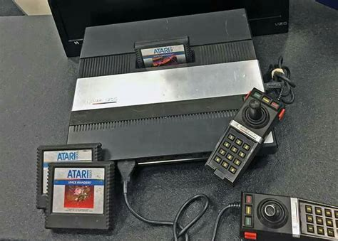 17 Best Images About Atari 5200 Supersystem Video Game