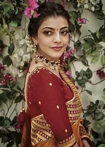 Pin by Nasrudheen S. on Kajal in 2019 | Saree look, Blouse ...