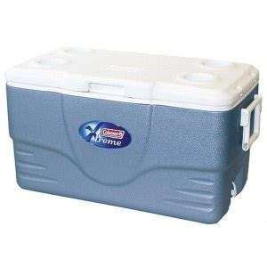 garten schubkarre kunststoff coleman 3000001276 kühlbox xtreme 52 qt
