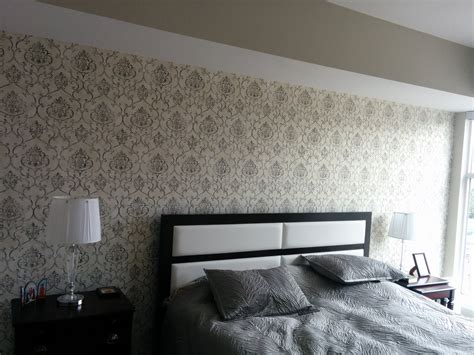 How Much Does It Cost To Wallpaper A Room In Toronto. Acrylic Wall Shelf. Open Concept Kitchen. Beige Leather Sofa. Sand Wallpaper. Black Appliances. Acrylic Dining Table. Kitchen Corner Bench Seating With Storage. Viking Fence
