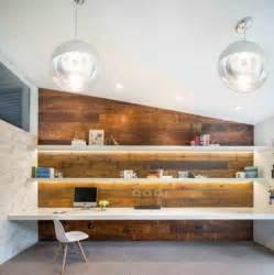 mobilier bureau contemporain bureau design bois et blanc mzaol com