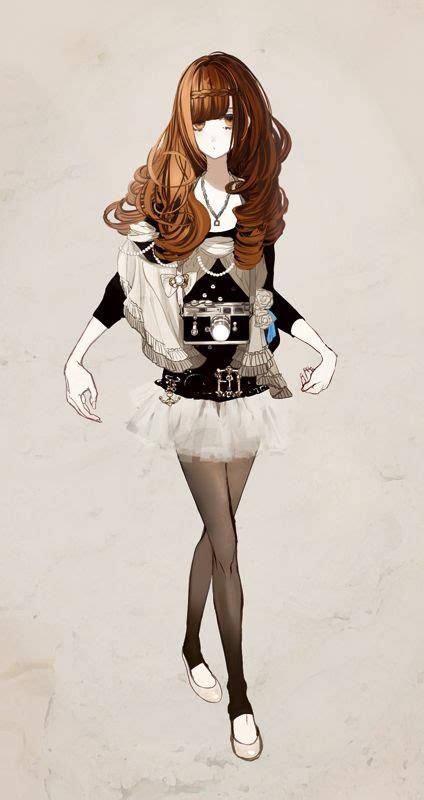 Anime - itu0026#39;d be a cute outfit if the skirt was longer | Mmmmmmm;) | Pinterest | I am Girls and ...