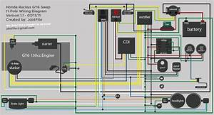 150cc Gy6 Wiring Diagram Within Webtor Me And