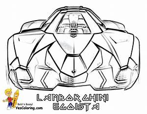 Exclusive Lamborghini Coloring Pages | Cars | Free ...