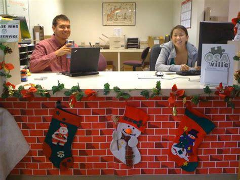 christmas holiday office ideas theme decoration dma