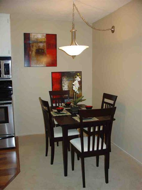 Ideas For Small Dining Rooms by Dining Room Decorating Ideas For Small Spaces Decor