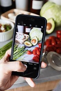 15 Delicious Techniques for iPhone Food Photography