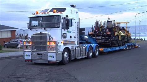 kenworth australia trucks in australia coe kenworth nts style youtube