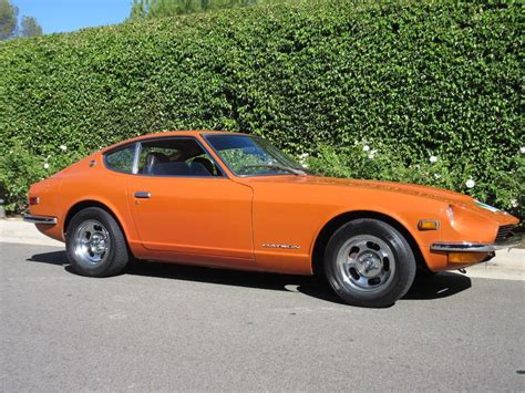 1972 Nissan Datsun 240z by 1972 Datsun 240z Digestible Collectible