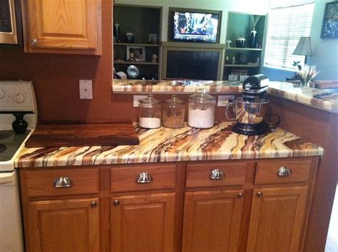 91 Best Diy Epoxy Kitchens, Countertops, And Table Montreal Home Decor Stores Goat Football Paintings For Decoration Margaritas At Cherry Homes Love Decorations The Depot Porch Swing