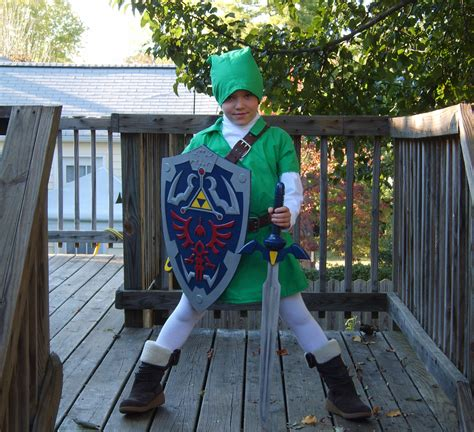 make your own costume make your own link costume 1