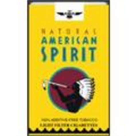 American Spirit Light by Are All Natrual Additive Free Cigarettes Better For You