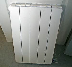 radiateur electrique avec thermostat wikiliafr With porte d entrée alu avec chauffage d appoint électrique salle de bains