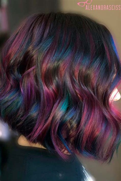 fabulous rainbow hair color ideas hair color ideas