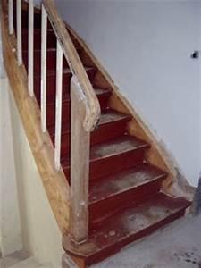 Pvc Für Treppen : treppenrenovierung treppe vor der renovierung ~ Frokenaadalensverden.com Haus und Dekorationen