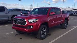 2019 Toyota Tacoma TRD Sport Review - YouTube
