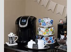 Hot & Cold Beverage Station with the Keurig 20