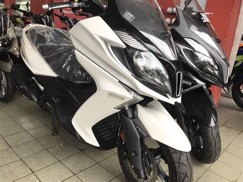 Kymco Downtown 250i Hd Photo by V Power Motor Kymco Downtown 250i