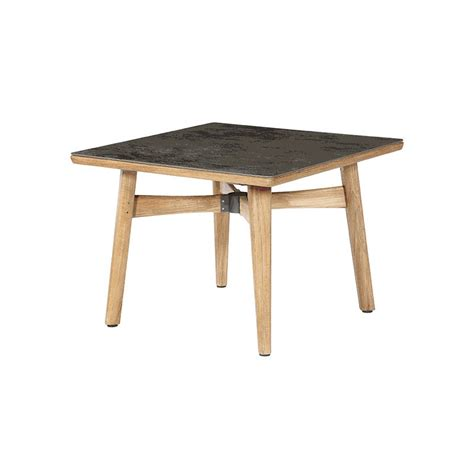 ceramic top dining table barlow tyrie monterey 100cm square teak dining table with