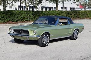 1968 Ford Mustang for sale #92867 | MCG