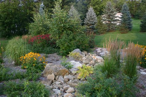 low water garden design low maintenance landscaping our yard pinterest