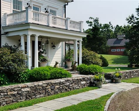 14 Traditional Style Home Decor Ideas That Are Still Cool: Traditional Exterior Federal Style Colonial Homes Design