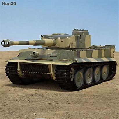Tiger 3d Hum3d Toothed 3ds Models Saber