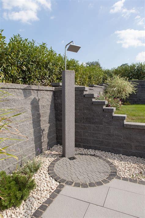 Aussendusche Gartengestaltung Mit Dusche Im Aussenbereich by Im Freien Duschen Ein Wunderbares Gef 252 Hl Die Mauer Dient