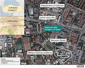 28 dead in Turkish capital explosion targeting military ...
