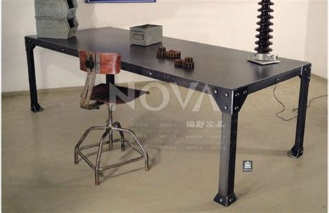 industrial style computer desk online get cheap industrial style furniture aliexpress