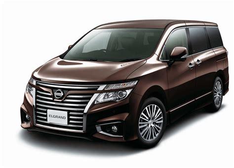 mobil nissan elgrand dengan harga terbaru 2016