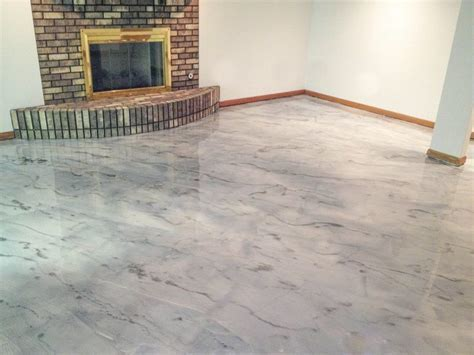 stained concrete grey   Google Search   Floors   Concrete