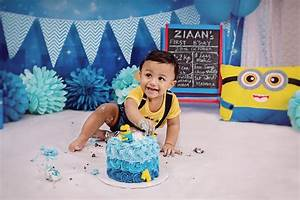 Cake Smash Photoshoot » Magical Special & Memorable