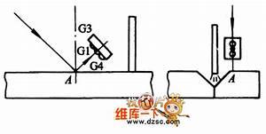 Laser Sensor Indication Circuit Diagram