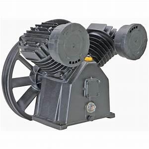 5 Hp 145 Psi Twin Cylinder Air Compressor Pump