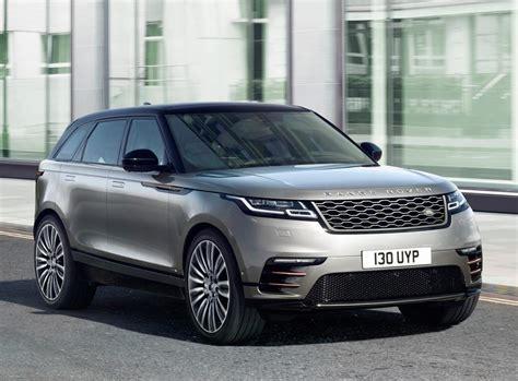 Range Rover Velar Weltpremiere Des Neuen Land Rovers