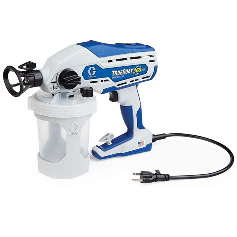 Graco Truecoat 360 Dsp Airless Paint Sprayer16y386 The