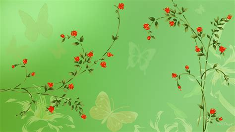 Flower Animation Wallpaper - flower wallpaper