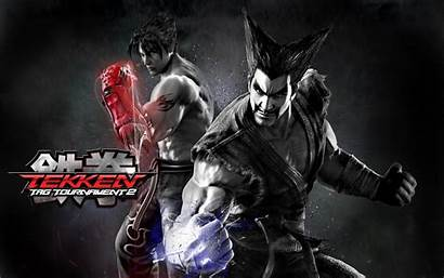 Tekken Tag Tournament Jin Kazama Devil Wallpapers