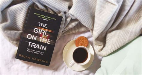Book Review The Girl On The Train  Deliberate Magazine