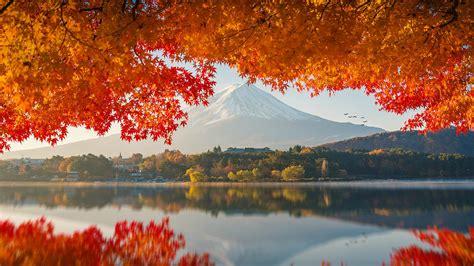 papel de parede fotografia japao monte fuji