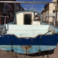 Orkney Dory Boat Cover by Wilson Flyer Dory Orkney Fishing Boat With Cabin Not