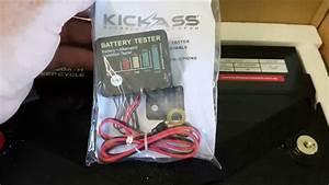 Kickass Dual Battery System Wiring Kit