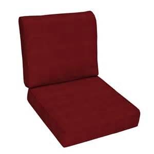 hton bay chili outdoor deep seat cushion set ff73820b