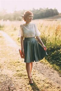 17 Ways to Wear the Vintage Outfits | Styles Weekly